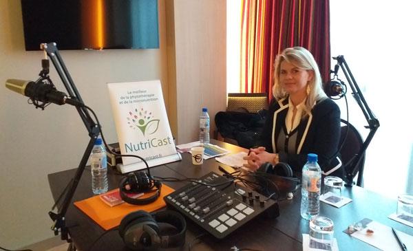 Morgane Leborgne parle de l'argent colloïdal sur Nutricast